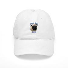 Pug Obey Baseball Cap
