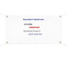 Unique Aspergers Banner