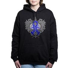 Dysautonomia Wings Hooded Sweatshirt