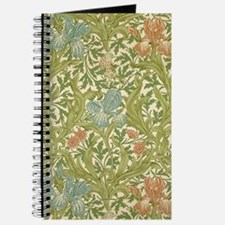 William Morris Iris Journal