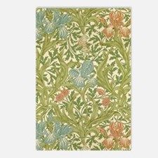 William Morris Iris Postcards (Package of 8)