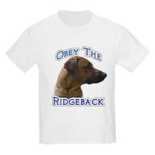 Ridgeback Obey T-Shirt