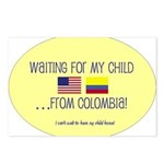 Waiting For My Child...From C Postcards (Package o