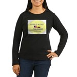 Waiting For My Child...From C Women's Long Sleeve