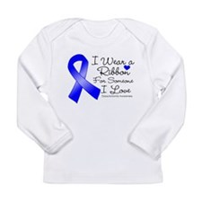 Dysautonomia Ribbon Long Sleeve T-Shirt