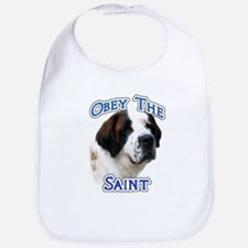 Saint Obey Bib