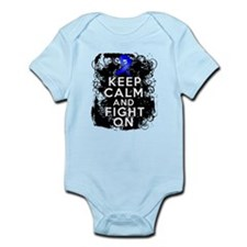 Keep Calm Fight Dysautonomia Body Suit