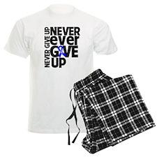 Never Give Up Dysautonomia Pajamas