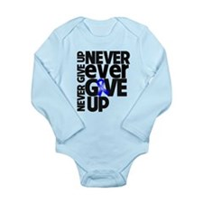 Never Give Up Dysautonomia Body Suit