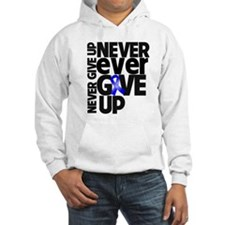 Never Give Up Dysautonomia Hoodie