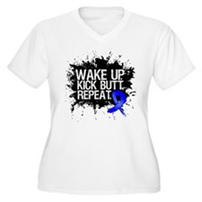 Wake Up Dysautonomia Plus Size T-Shirt