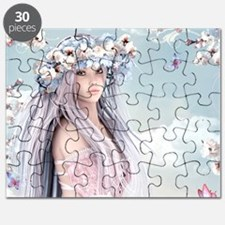 Fairytale Girl Puzzle
