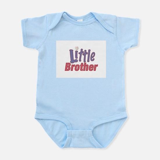 Little Brother (Baseball) Infant Bodysuit