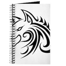 Wolf Tattoo Tribal Journal