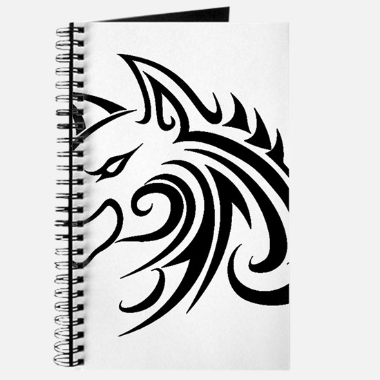 Wolf Tattoo Tribal Journal
