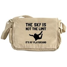 Skydive Playground Messenger Bag