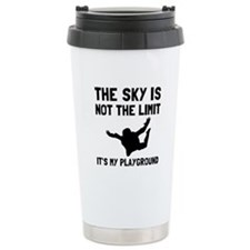 Skydive Playground Travel Mug