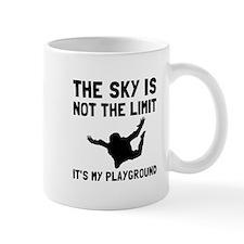 Skydive Playground Mugs