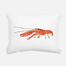 Pistol Snapping Shrimp Rectangular Canvas Pillow