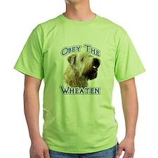 Wheaten Obey T-Shirt