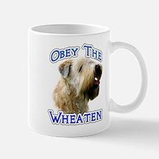 Wheaten Obey Mug