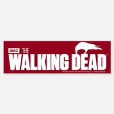 The Walking Dead Survival (bumper) Bumper Bumper Bumper Sticker