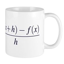 Derivative Definition Small Mugs