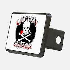 Captain Grandma Hitch Cover