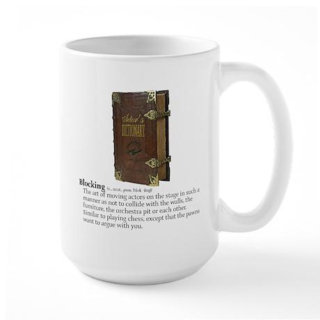 Blocking Mugs