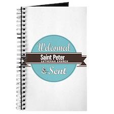 Saint Peter Lutheran Church Logo 1 Journal