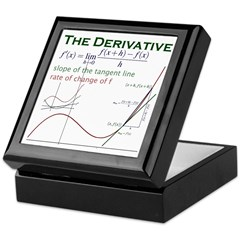 The Derivative Keepsake Box