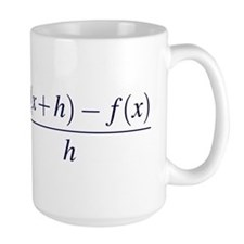 Derivative Definition Mug