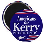Americans for Kerry Magnet (100 pack)