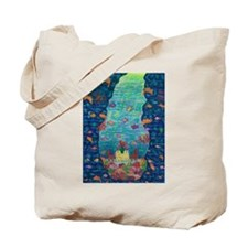 Girdners Grotto Fish Bliss Tote Bag