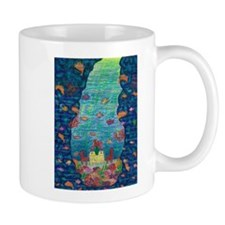 Girdners Grotto Fish Bliss Mugs