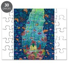 Girdners Grotto Fish Bliss Puzzle