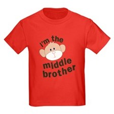 middle brother monkey T