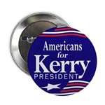 Americans for Kerry Button (100 pack)