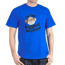 ADULT SIZES big brother monkey T-Shirt