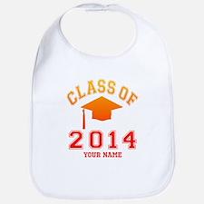 Class Of 2014 Graduation Bib