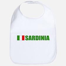 Sardinia, Italy Bib