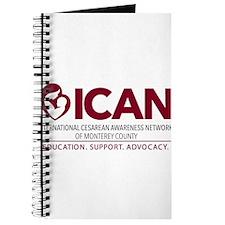ICAN of Monterey County Logo Journal