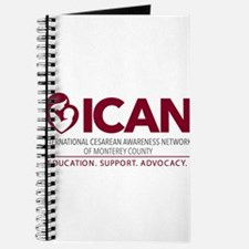 ICAN of Monterey County Logo Journal