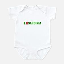 Sardinia, Italy Infant Bodysuit