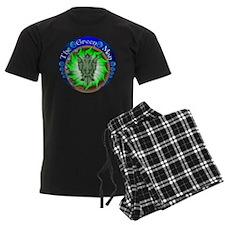 The Green Man Pajamas