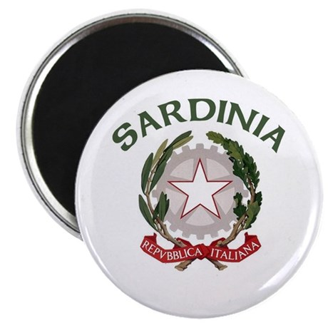 Sardinia, Italy Magnet