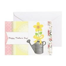 Happy Mothers Day - Scrapbook-Themed Greeting Card