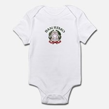 San Remo, Italy Infant Bodysuit