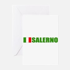 Salerno, Italy Greeting Cards (Pk of 10)