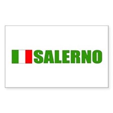 Salerno, Italy Rectangle Decal